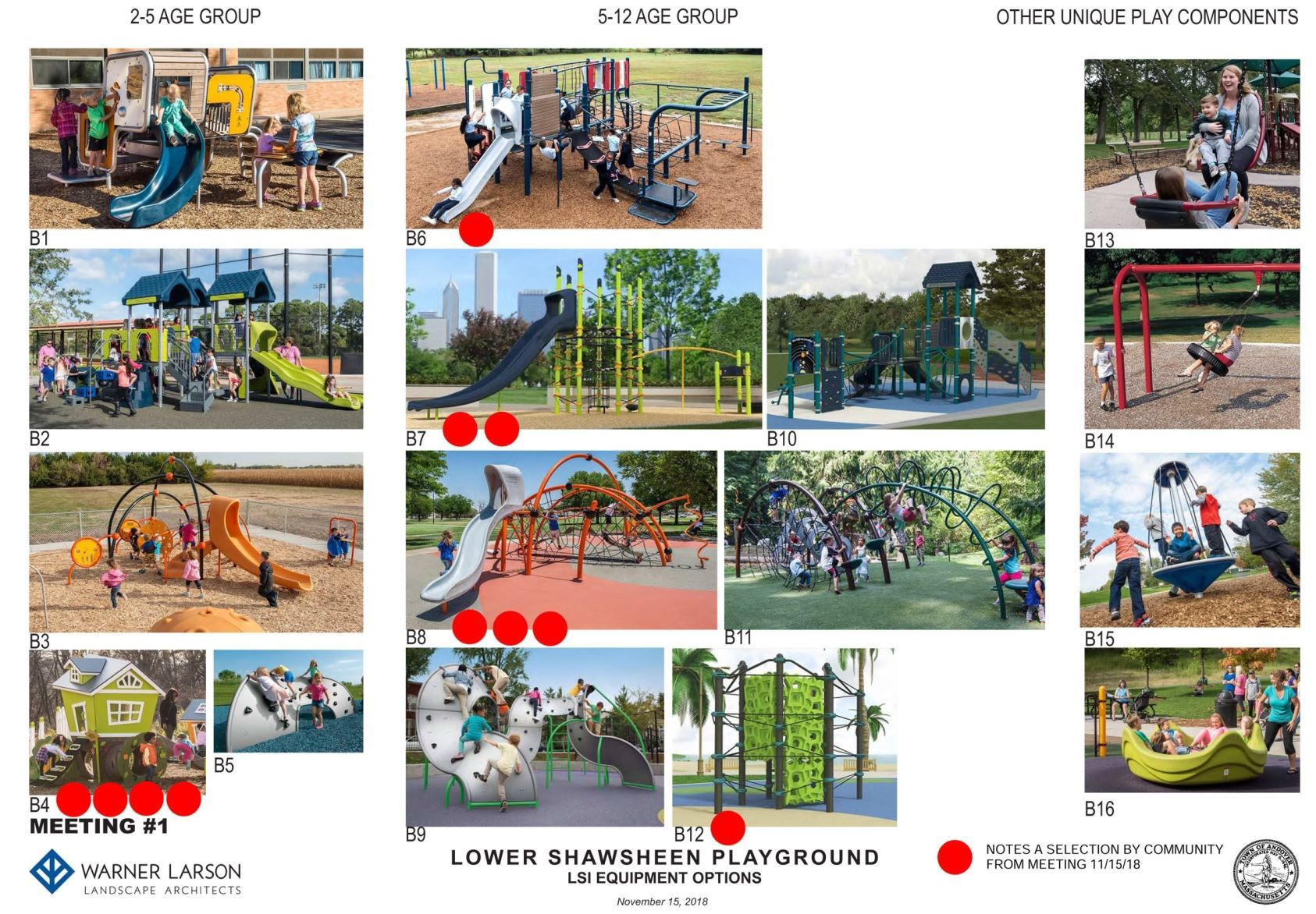 Playground Options B