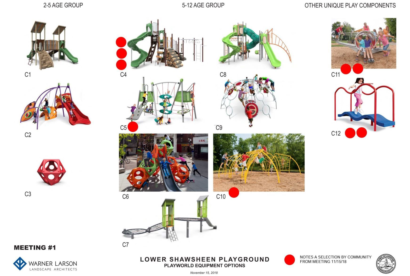Playground Options C