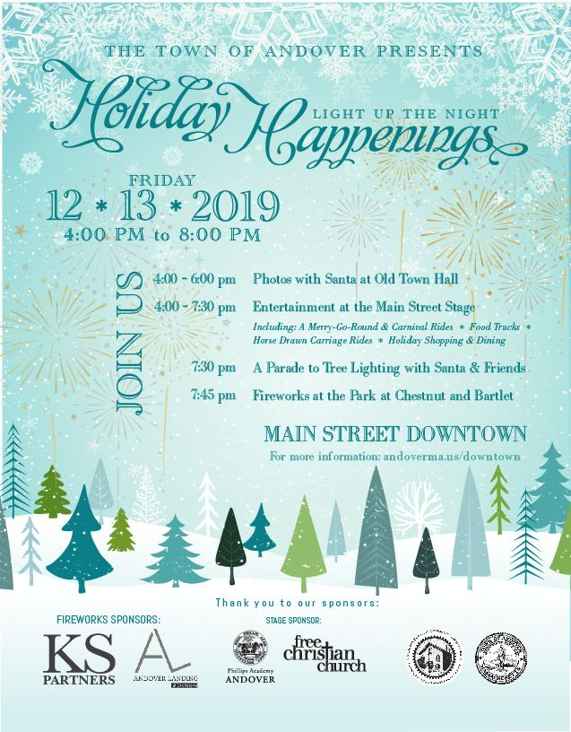 Holiday Happenings 2019